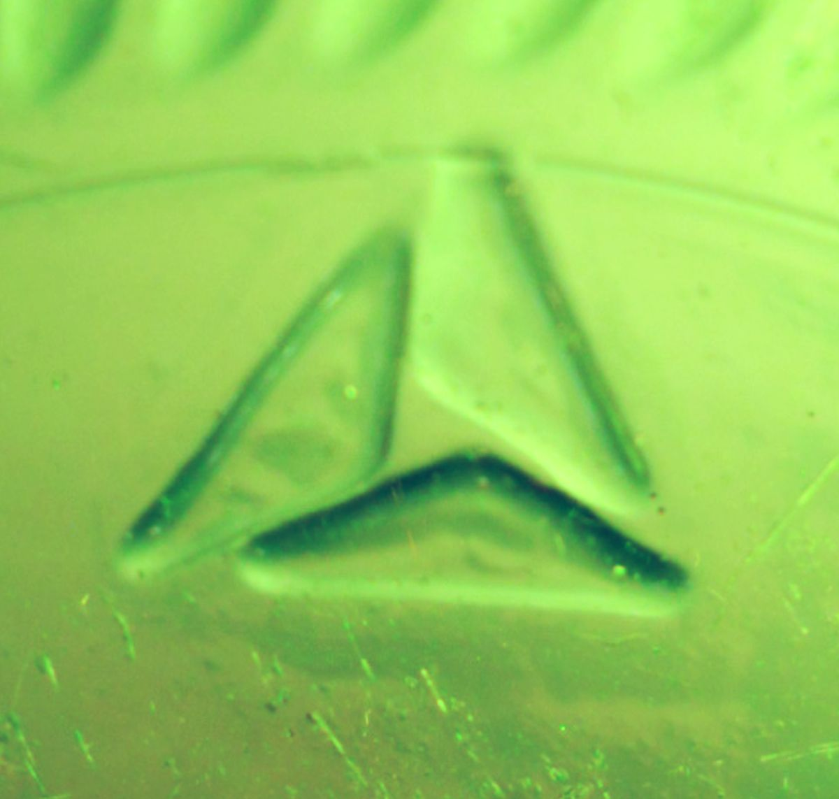 Glass manufacturers marks on bottles page 5 american national can company mark triangle sailboat like logo reviewsmspy