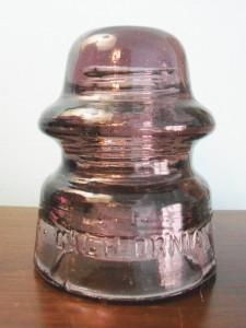 California CD 166 - amethyst