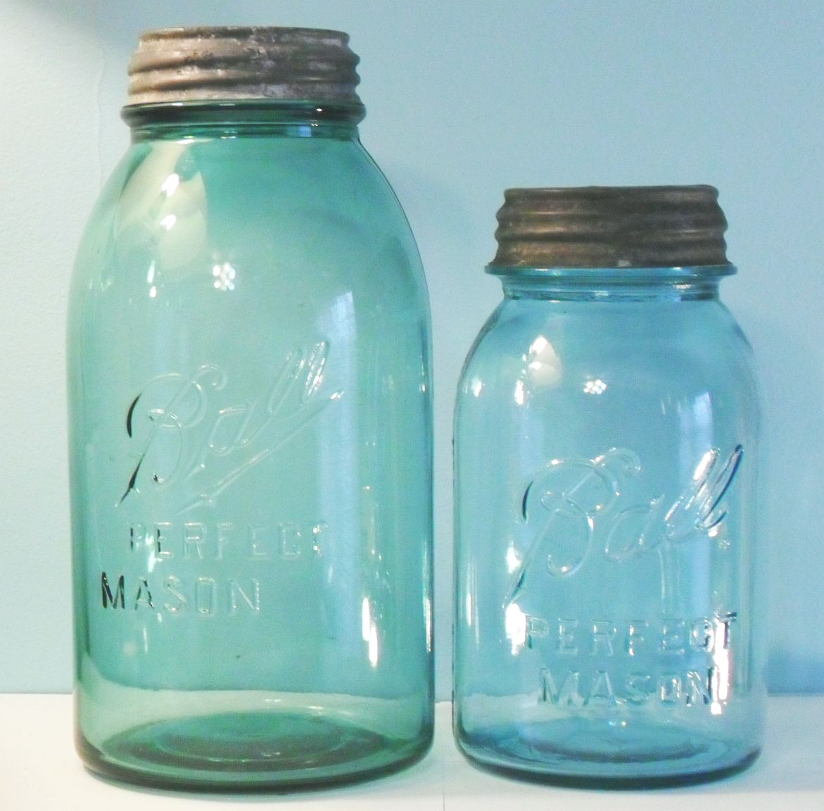 ball ideal mason jar. ball perfect mason jars- half gallon \u0026 quart sizes ideal jar n