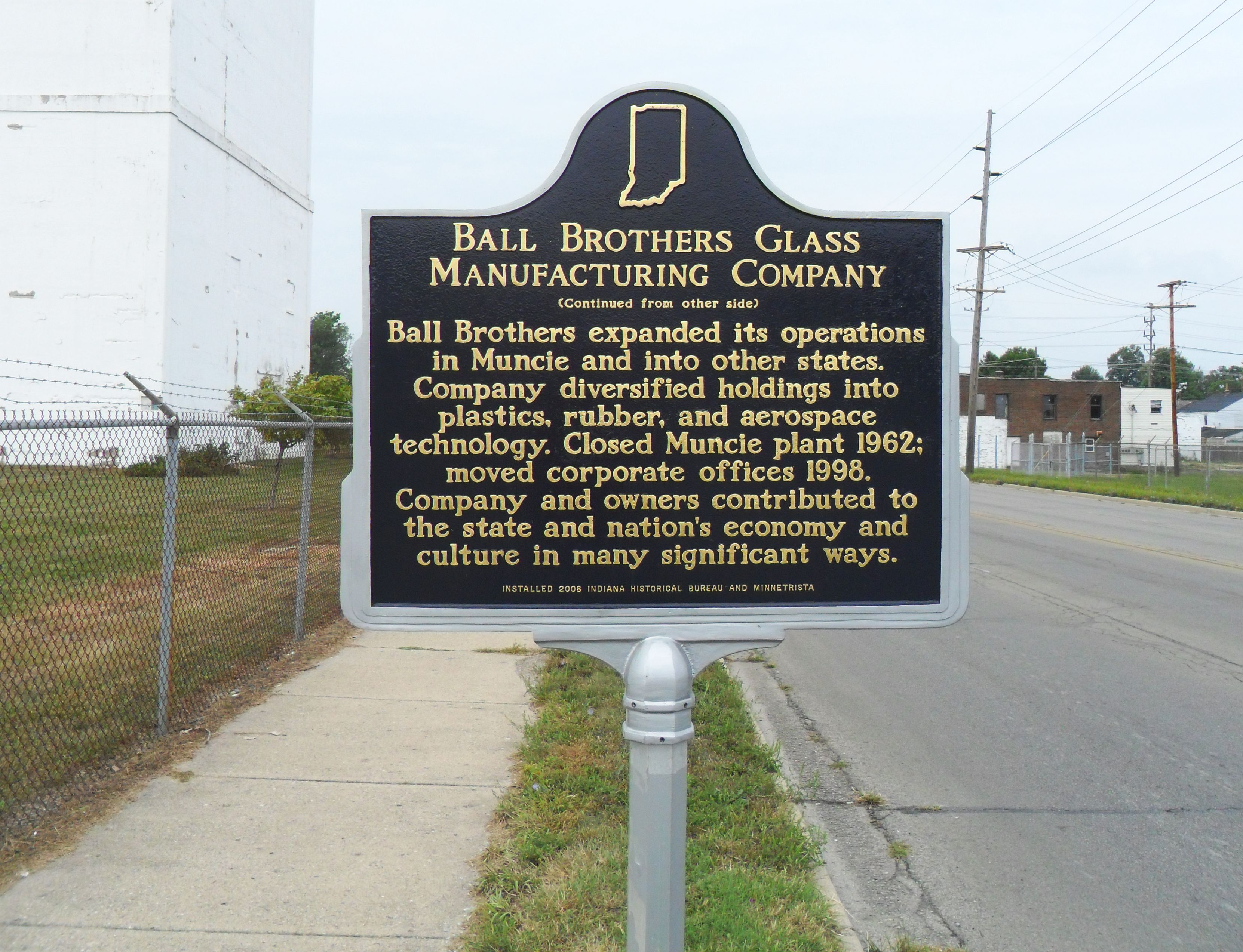 Ball Brothers Glass Manufacturing Company