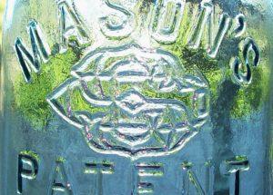 SGCO monogram - Swayzee Glass Company (Photo courtesy Jean Boyer)